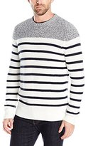 Nautica Men's Breton Stripe Sweater