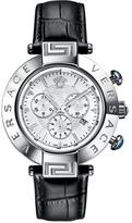 Versace Reve Chrono Collection VQZ020015 Men's Stainless Steel Quartz Watch