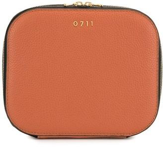 0711 Terracotta Large Ela Jewelry Bag