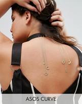 Asos Moon & Star Choker Necklace