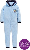 Manchester City Fleece All-in-one