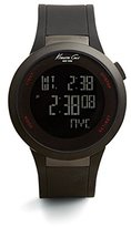 Kenneth Cole New York Unisex KC1640 Digital Black Screen Dial Watch