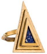 Pamela Love Pyramid Cocktail Ring
