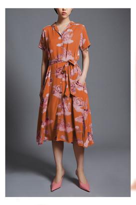 Aloha Blossom Fallen Angel Dress