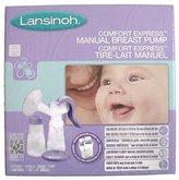 Lansinoh Comfort Express Manal Breast Pump