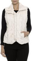 Yarra Trail Faux Fur Vest