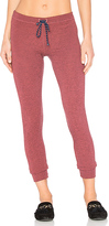 Sundry Skinny Sweatpants in Red. - size 3 / L (also in )