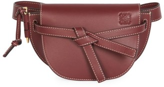 Loewe Mini Gate Leather Belt Bag