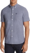 Fred Perry Gingham Classic Fit Button-Down Shirt