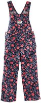 Osh Kosh Print Overalls (Baby) - Floral-18 Months