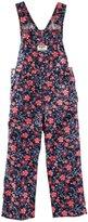 Osh Kosh Print Overalls (Baby) - Floral-18 Months