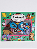 Marks and Spencer Let's Pretend Animal Rescue Book