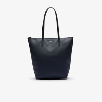 Lacoste Womens L.12.12 Vertical Tote Bag