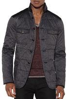 John Varvatos Long Sleeve Utility Jacket