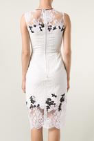 Erdem Kent Fitted Dress