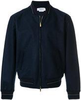 Thom Browne Boiled bomber jacket