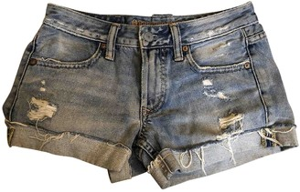 Chevignon Blue Denim - Jeans Shorts for Women
