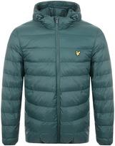 Lyle & Scott Lightweight Puffer Jacket Green