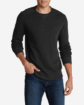 Eddie Bauer Men's Eddie's Favorite Thermal Crew Shirt
