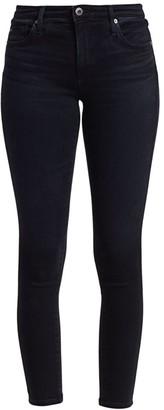 AG Jeans Mid-Rise Legging Ankle Jeans