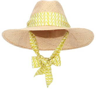 Valentino Exclusive to Mytheresa a straw hat