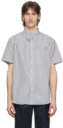 Noah NYC Black Stripe Studio Shirt