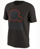 Nike Men's Cleveland Browns Color Rush Travel T-Shirt