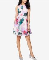 Rachel Roy Floral Fit & Flare Dress