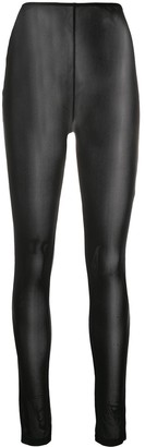 Alchemy Sheer Mesh Leggings