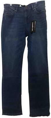 Karl Lagerfeld Paris Blue Cotton - elasthane Jeans for Women