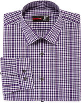 Jf J.Ferrar JF Long-Sleeve Easy-Care Stretch Dress Shirt - Slim Fit