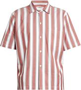 Stella McCartney Short-sleeved striped shirt