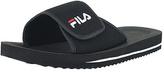 Fila Black & White Slip on Low Slide