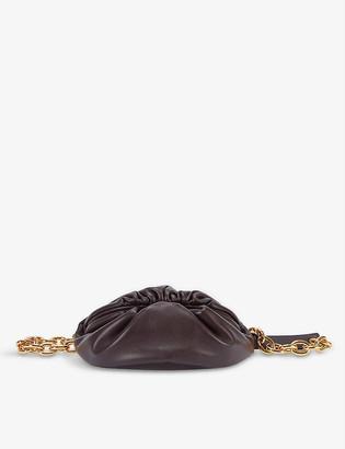 Bottega Veneta The Chain Pouch leather bum bag