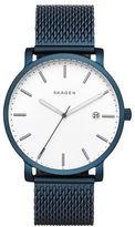 Skagen Round Mesh Bracelet Watch