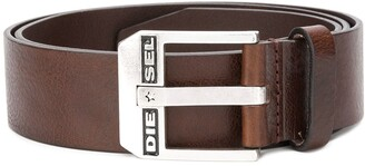 Diesel Bluestar buckle belt