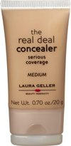 Laura Geller Real Deal Concealer, Serious Coverage, Medium .7 Oz (20 G)