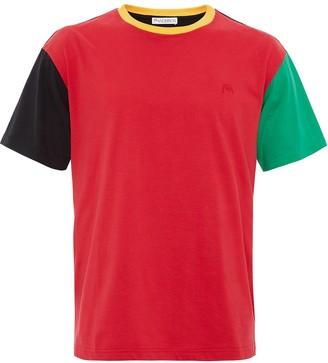 J.W.Anderson colour-block T-shirt