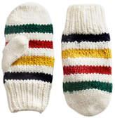 Hudson'S Bay Company Hand Knit Wool Mittens