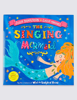 Marks and Spencer The Singing Mermaid Book