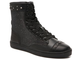 Pastry Military Glitz High-Top Sneaker
