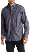 James Campbell Tolson Long Sleeve Woven Shirt