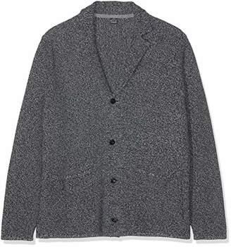 S'Oliver Big Size Men's 15.902.64.2385 Cardigan,XXXX-Large (Herstellergröße: 4XL) UK