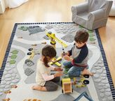 Pottery Barn Kids Construction Rug