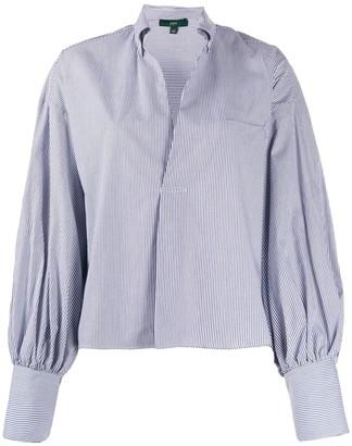 Jejia striped print shirts