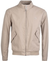 Lacoste Full Zip Jacket Beige