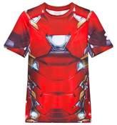 Under Armour Iron Man Shortsleeve Baselayer Top