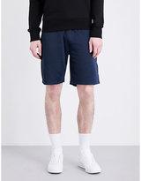 Ami Alexandre Mattiussi Striped-sides Jersey Shorts