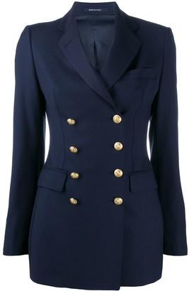 Tagliatore J-Alyx double-breasted blazer