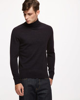 Fine Gauge Merino Mock Neck
